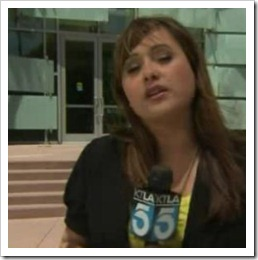 KTLA Elizabeth Espinosa report of Nude Woman's Body found in Boyle Heights