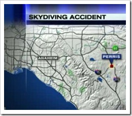 Skydiving Accident